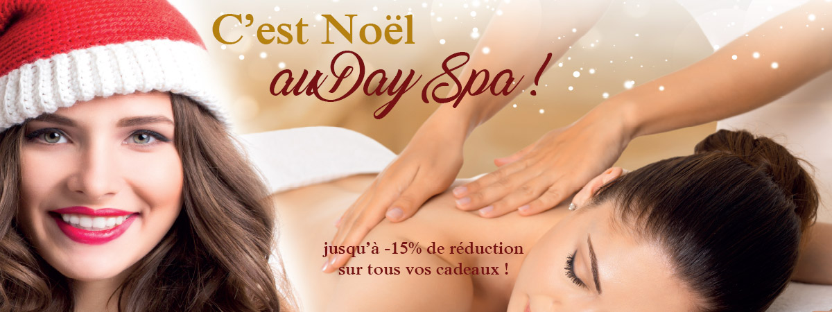 emailing day spa noel 2018